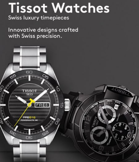 The Tissot Watches from Nordstrom Rack