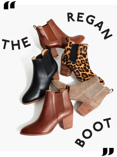 Everyone's Raving About Regan from Madewell