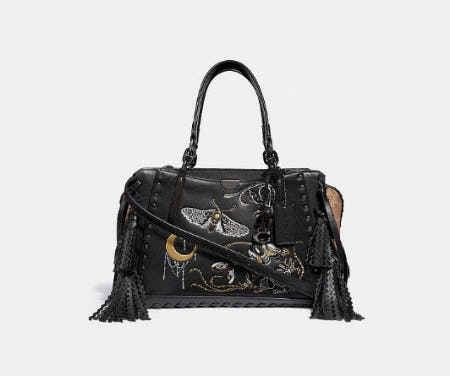 Dreamer In Signature Canvas With Tattoo from Coach