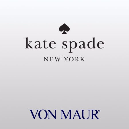 kate spade new york Gift With Purchase from Von Maur