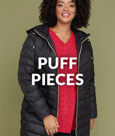 Puff Pieces from Lane Bryant