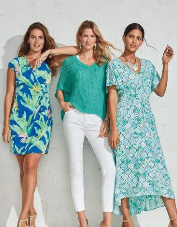 Dressed to Perfection from Tommy Bahama