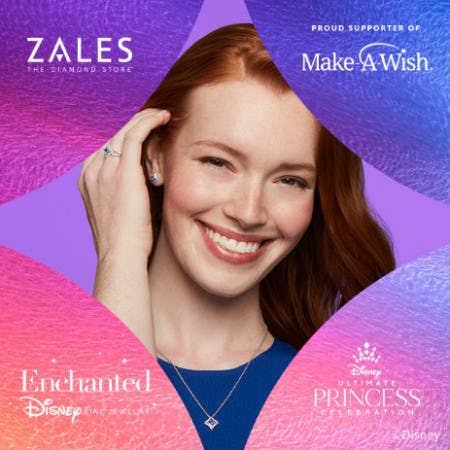 Discover the Disney's Ultimate Princess Collection from Zales