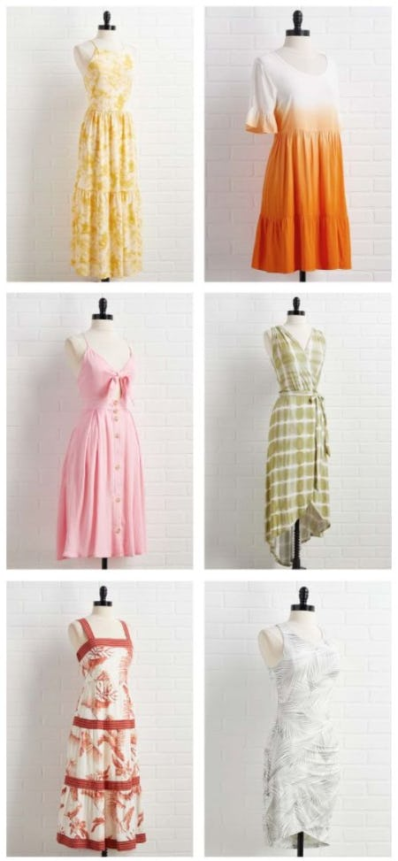 Fun and Flirty Dresses from Versona