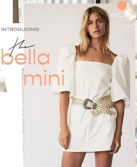 Introducing: The Bella Mini from Free People