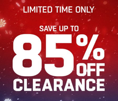 Up to 85% Off Clearance from Lids