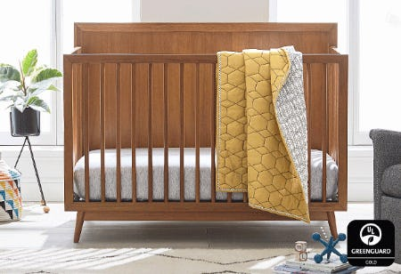Safe & Sound Nursery from Pottery Barn Kids