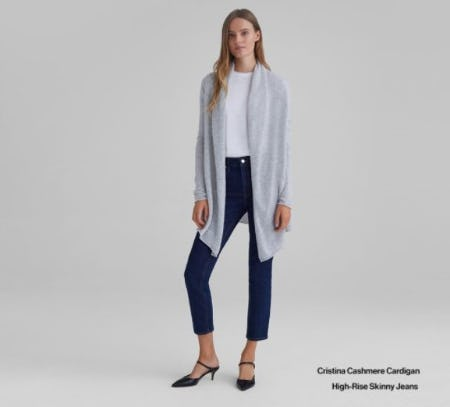 Spotlight On: Wool and Cashmere from Club Monaco