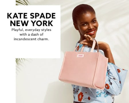 Kate Spade New York from Lord & Taylor