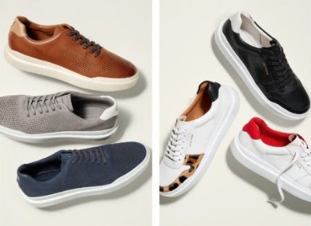 November New Arrivals from Cole Haan