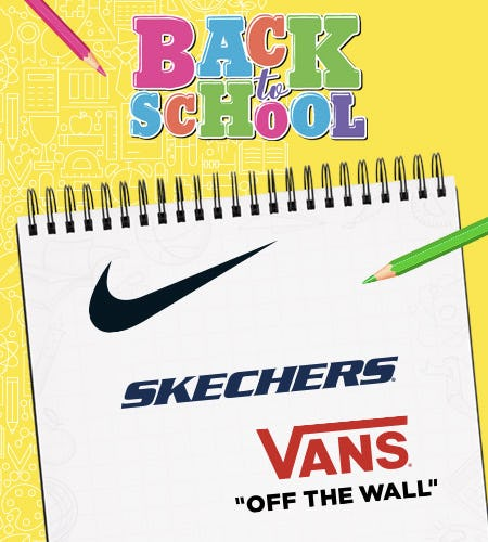 Back to School! from Shoe Show