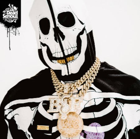 Limited Drop: Dead Serious Hoodies by LRG from Zumiez
