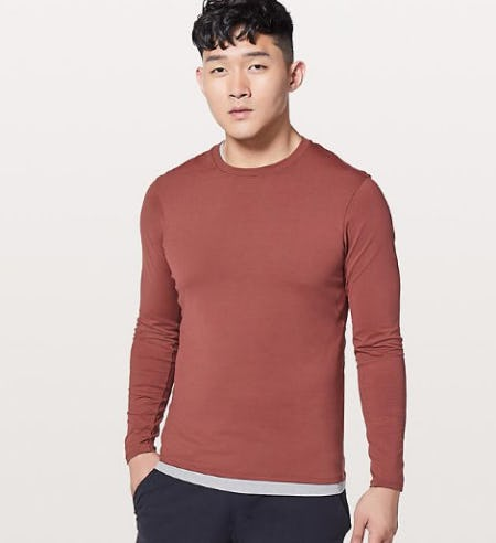 Drysense Mesh Long Sleeve from lululemon