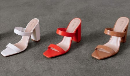 Trend Drop: The Square-toe Sandal from ALDO
