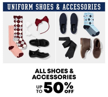 0b665508b0f2 All Shoes & Accessories up to 50% Off at The Children's Place | Mt ...