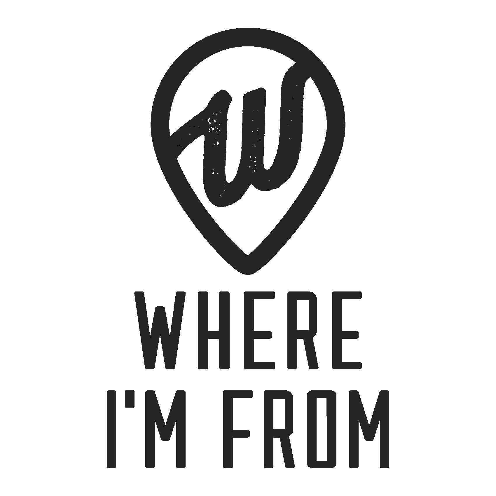 Where I'm From Logo