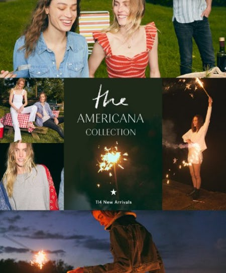Discover Our Americana Collection from Free People