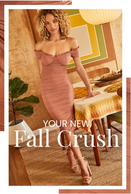 Introducing Your New Fall Crush from Windsor