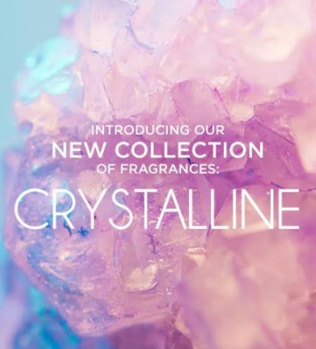 Introducing Our New Collection of Fragrances: Crystalline from rue21