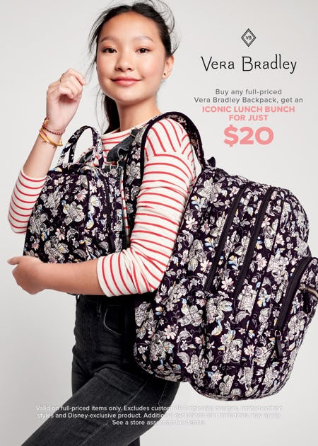Get Set for School! from Vera Bradley