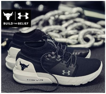 New Colors: UA Project Rock 2 from Under Armour