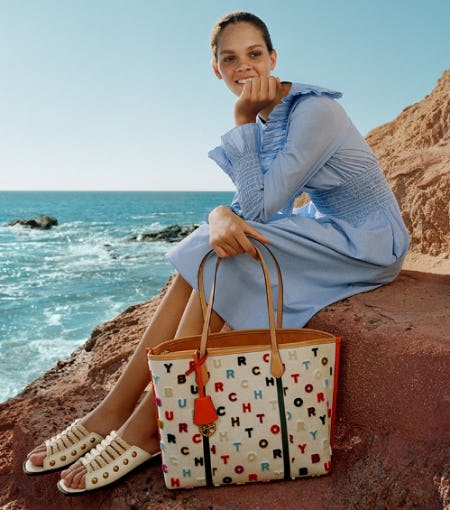 New Perry Handbags from Tory Burch