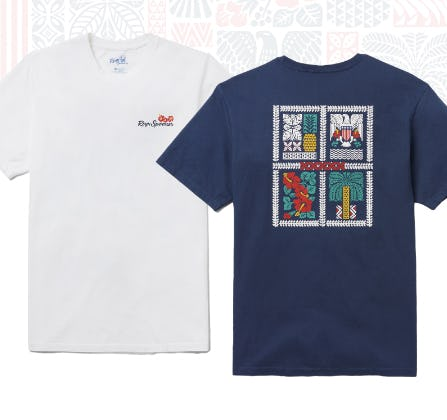 Summer Commemorative 2021 Graphic Tee from Reyn Spooner