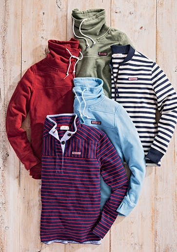 Shep Shirt Style for Her from vineyard vines