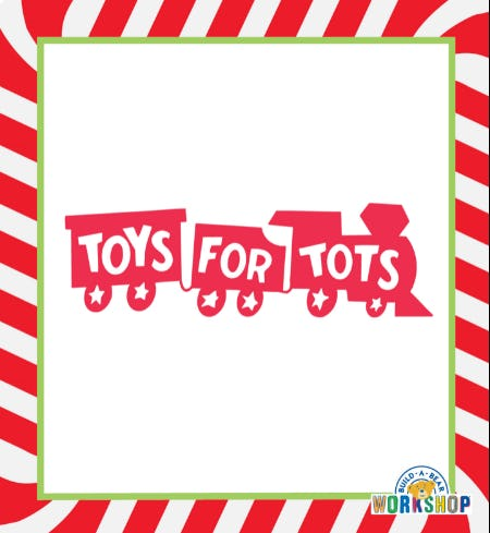 Donate to Toys for Tots This Holiday Season! from Build-A-Bear Workshop