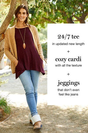 Fall's Perfect Look from maurices