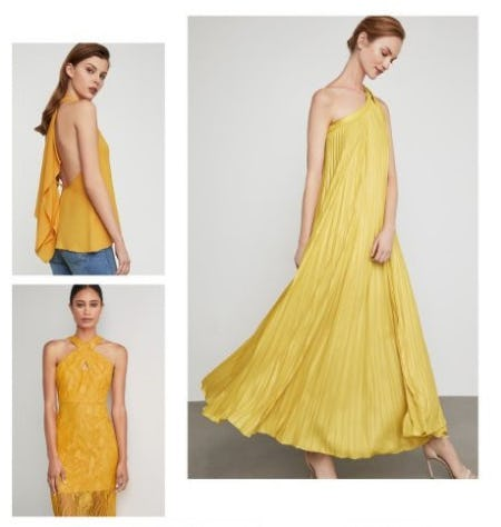 Yellow: The Happiest Color of All from BCBG