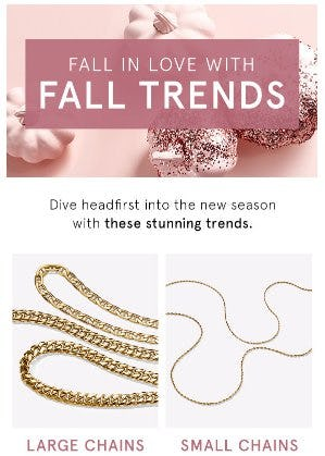 Fall in Love with Fall Trends from Kay Jewelers