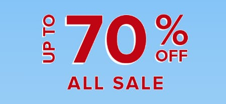 Up to 70% Off All Sale from Fashion To Figure