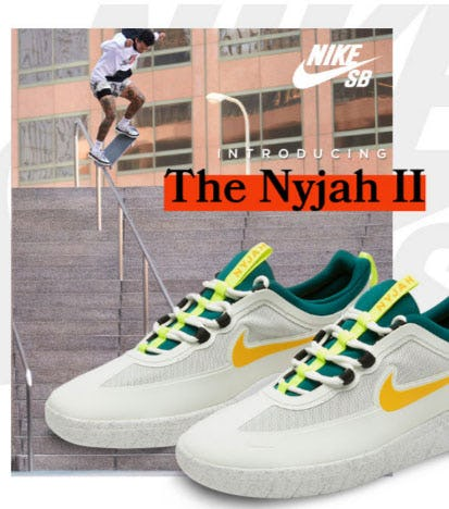 Introducing The Nyjah II