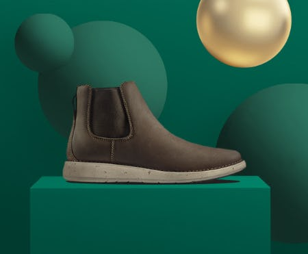 A New Take on The Classic Chelsea from Clarks