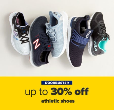 Up to 30% Off Athletic Shoes from Belk