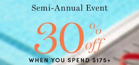 Semi-Annual Event
