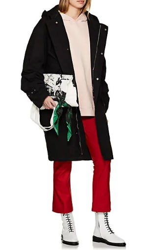 Katharine Hamnett London's Oversized Will Parka