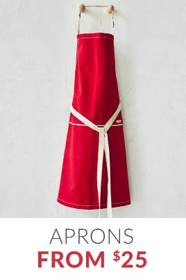 Aprons From $25