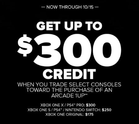Get Up To $300 Credit