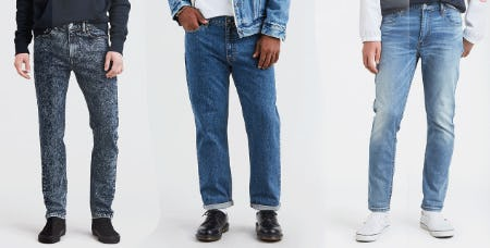 Jeans from The Levi's Store