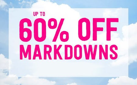 Up to 60% Off Markdowns from Crazy 8