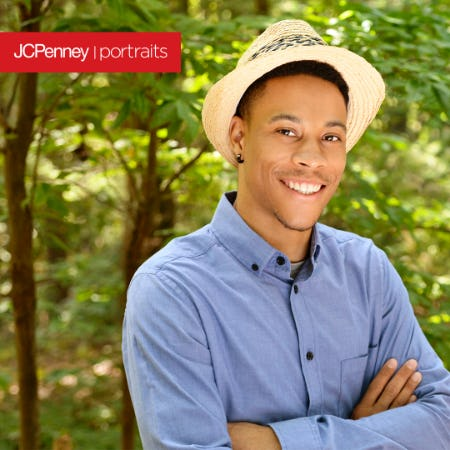 Outdoor Senior Photography Event from JCPenney Portraits