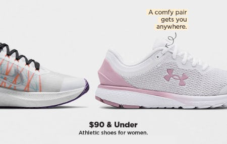 $90 & Under Athletic Shoes for Women from Kohl's