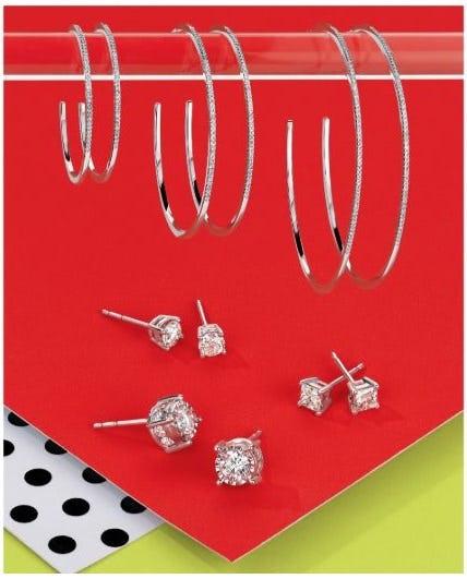 New Diamond Jewelry from Fred Meyer Jewelers