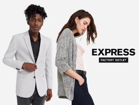 40-60% Off Everything for Her   + 3 for $79 Dress Shirts for Him