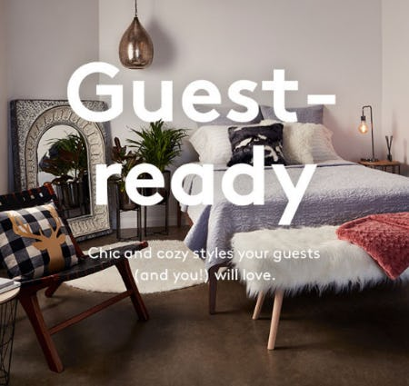 Get Ready for Guests from Nordstrom Rack