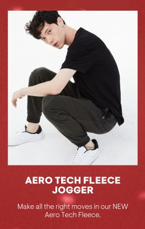 Aero Tech Fleece Jogger from Aéropostale