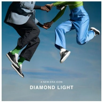 Walking on Air: DIAMOND LIGHT from Jimmy Choo