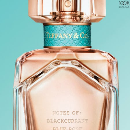 the new Tiffany & Co. Rose Gold Eau de Parfum from Bloomingdale's